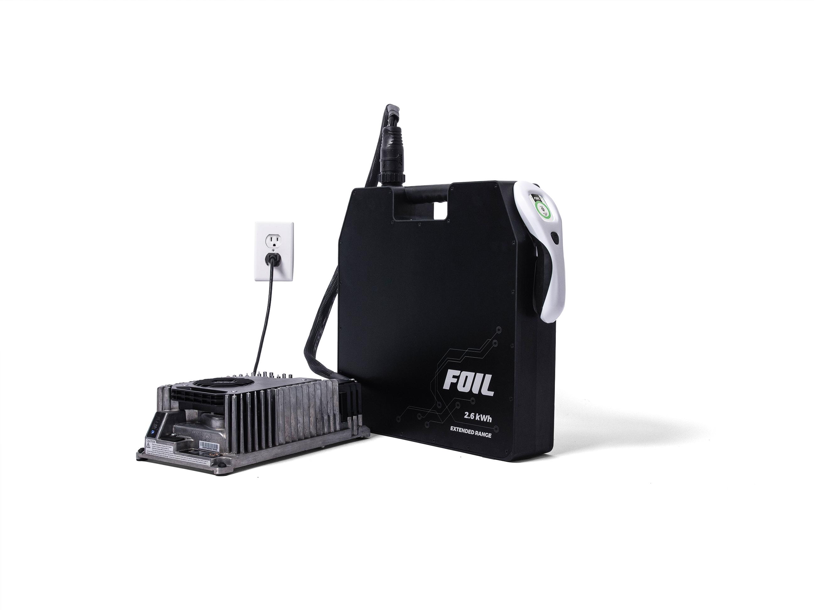 Foil Battery