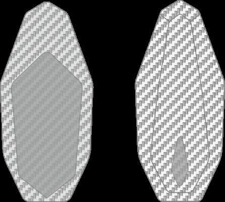 Foil Carbon Fiber