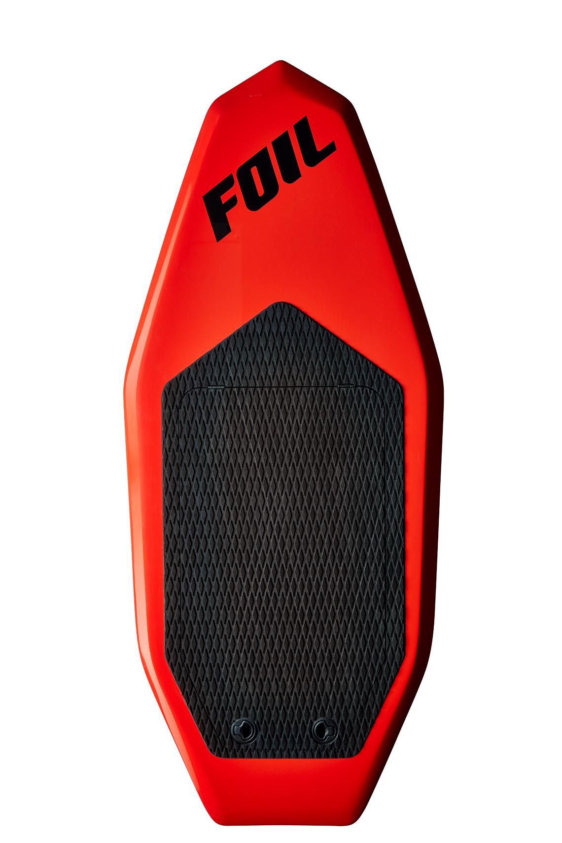 Foil Red Board